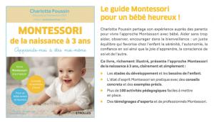 Nouveau livre Charlotte POUSSIN